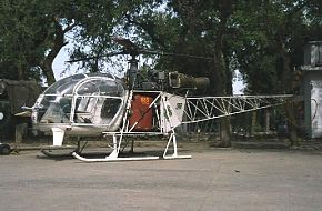 Lama-High Altitude Helicopter