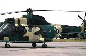 Eurocopter Puma- Troop Transport