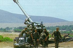 FH-70 - 155mm Howitzer
