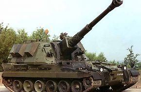 AS90 BRAVEHEART 155MM SELF PROPELLED HOWITZER, UK