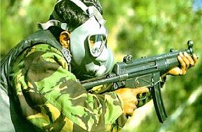 Special Forces- Special Services Group Commando