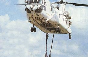 CH-47D/MH-47E CHINOOK HEAVY LIFT HELICOPTER, USA
