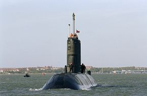 Canadian Submarine-Windsor