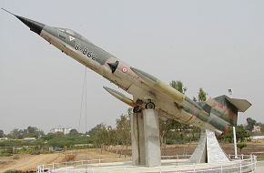 F-104- Museum display