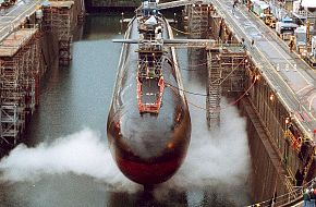USS-Ohio-SSGN-726-Guided Missile submarine