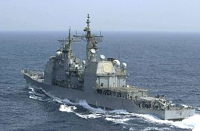 USS Chosin CG 65 Guided Missile Cruiser