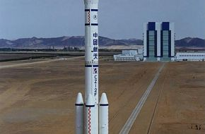 ShenZhou- Long March 2F rocket