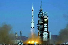 ShenZhou- Long March CZ-2F rocket