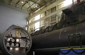 Italian and German - U21-A type submarine