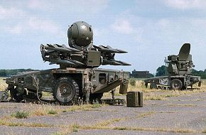JERNAS/RAPIER FSC AIR DEFENSE SYSTEM, UNITED KINGDOM