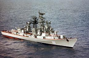 Kashin class Guided Missile Destroyer