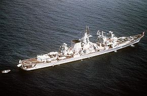 Kara-class - Guided Missile Destroyer