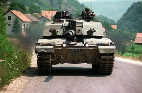 Challenger 2- Main Battle Tank