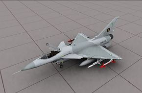 J-10- Air superiority fighter