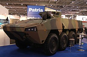 Armoured Modular Vehicle