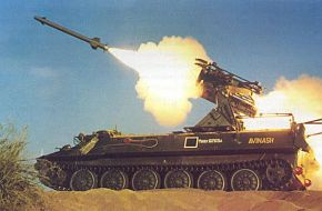 Strela-10M3 SAM (Air Defence Artillery)