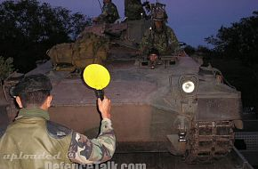 Exercise of the Cpo Ej II - Argentine Army