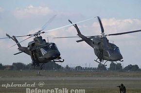 Italian Air Assault Exercise