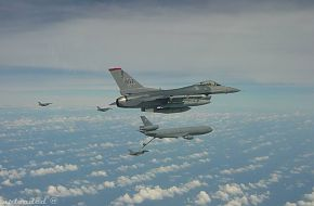 F-16 and Mirage at Cope India 2006 - USAF and IAF Excercise