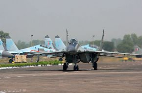 Mig-29 @ Cope India 2006 - USAF and IAF Excercise