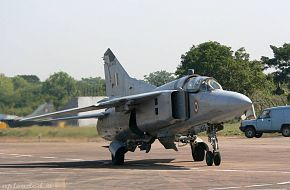 Mig-21 @ Cope India 2006 - USAF and IAF Excercise