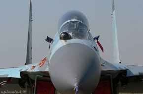 Su-30 @ Cope India 2006 - USAF and IAF Excercise