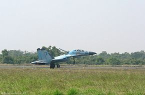 Su-30 - Cope India 2006 - USAF and IAF Excercise