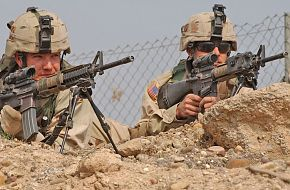 US Military in Iraq War 2