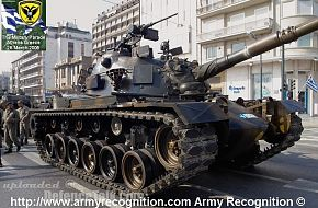 M48A5 MOLF Hellenic Army