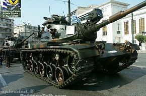 M60A3 Hellenic Army