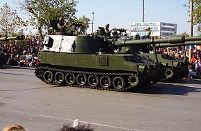 M109A5 Hellenic Army