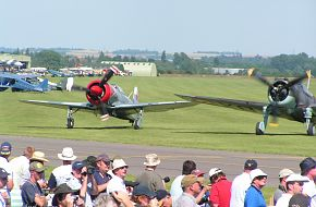 Flying Legends 2005 Air Show