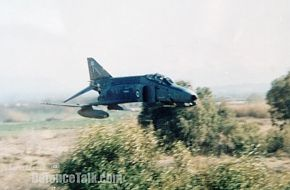 F-4E Phantom II Hellenic air force