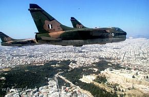 A-7 Corsair Hellenic Airforce