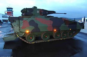 Puma - Armoured Infantry Fighting Vehicle (AIFV)