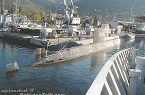 submarines USKOK and SAVA