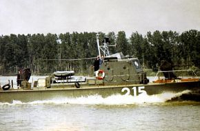 TYPE 20 class river patrol boat