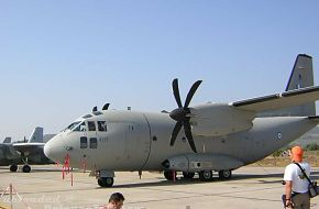 C-27J Spartan Hellenic Air Force