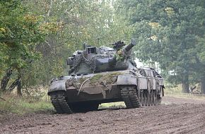 Leopard 1A5 - Belgian Armed Forces