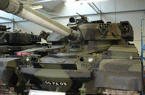 Chieftain tank with Stillbrew armour