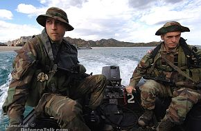 Destined Glory 2005 - Turkish Underwater Tactical team
