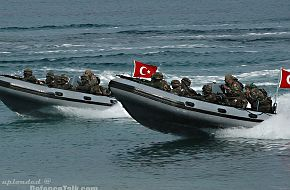 Destined Glory 2005 - Turkish Naval Special Forces