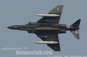 RF-4E Phantom II Hellenic AirForce
