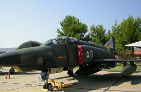 RF-4E Phantom II Hellenic Air Force