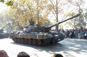 Leopard1A5 Hellenic Army