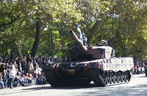 LEO2A4 Hellenic Army