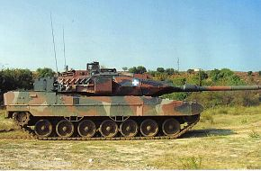 LEO2A6HEL Hellenic Army