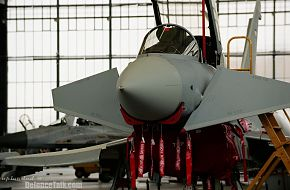 Eurofighter Typhoon Twin Seater-German Air Force