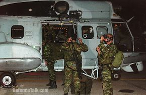 "Hellenic Air Force Special Forces Unit  ""Achiles"" CSAR"