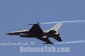 F-16 Fighting Falcon- Pakistan Air Force